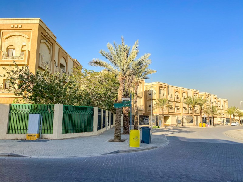 things to do in Riyadh Diplomatic Quarter, Residential Streets