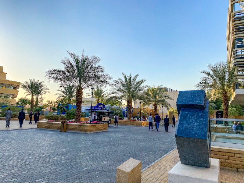things to do in Riyadh Diplomatic Quarter, Oud Square