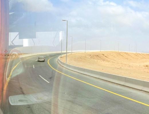 Jeddah to Madinah Bus