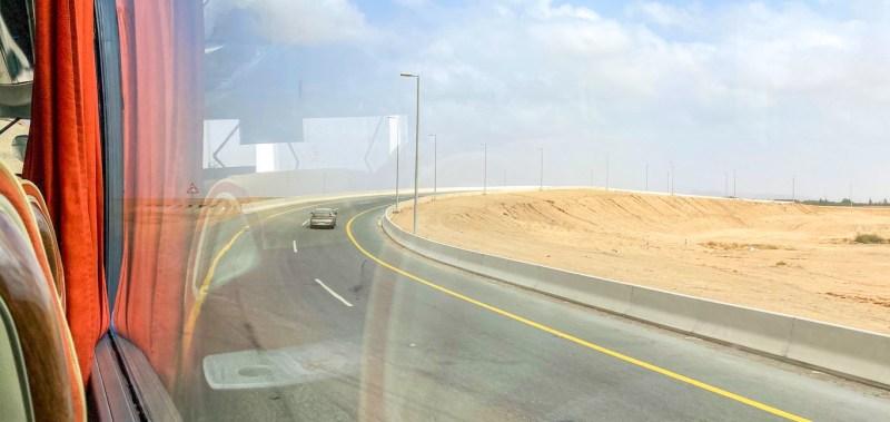 Jeddah to Madinah
