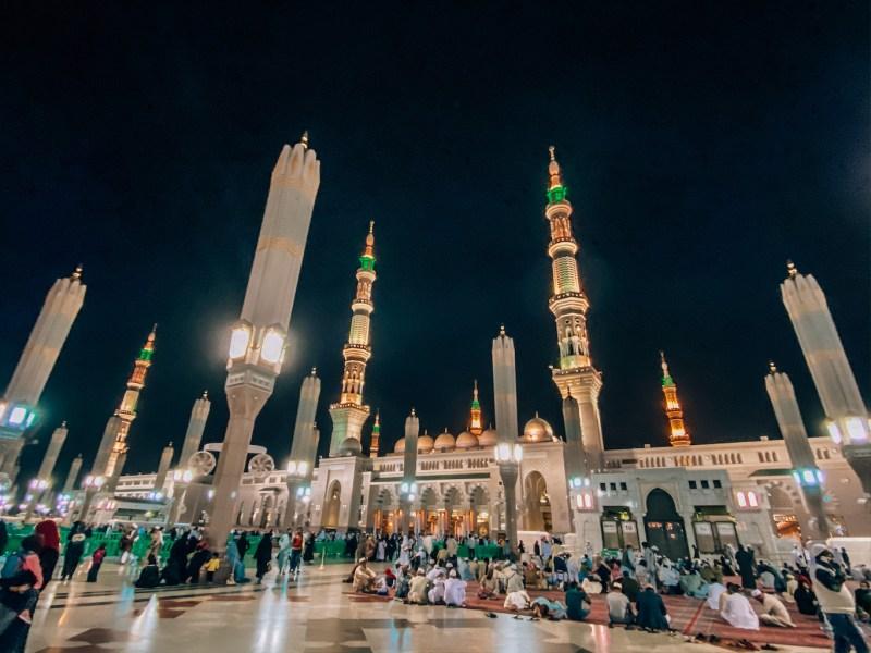 Al-Masjid a Nabawi | Can non-muslims visit Medina?