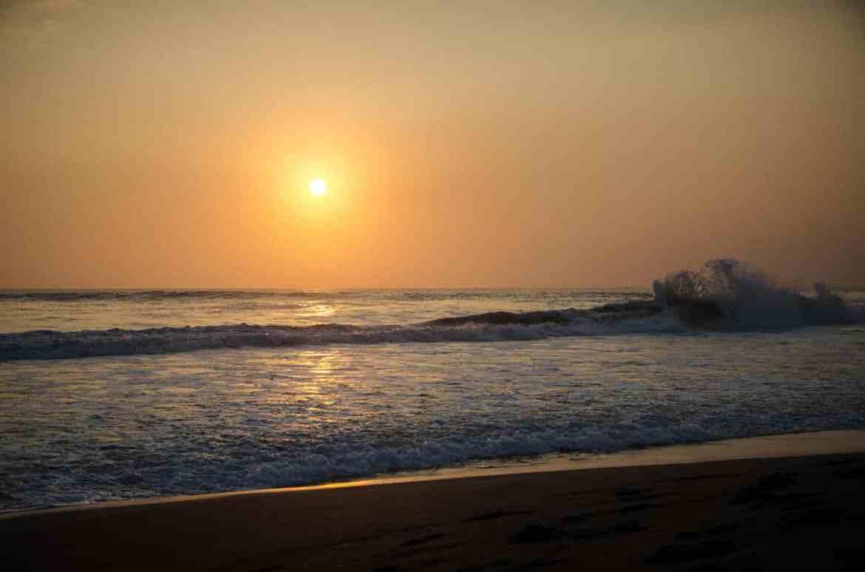 Double 66 Beach Sunset Seminyak | Best Bali Sunset