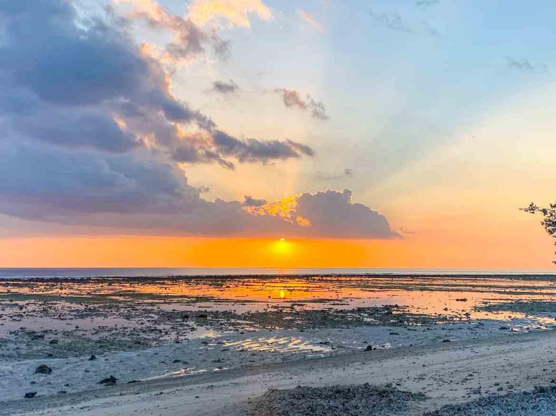 Best Bali Sunset