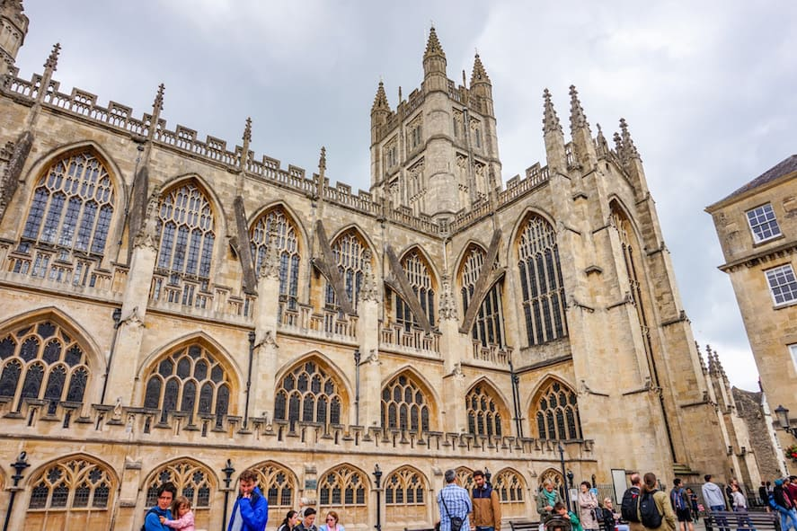 Day Trip to Bath from London, Bath Abbey