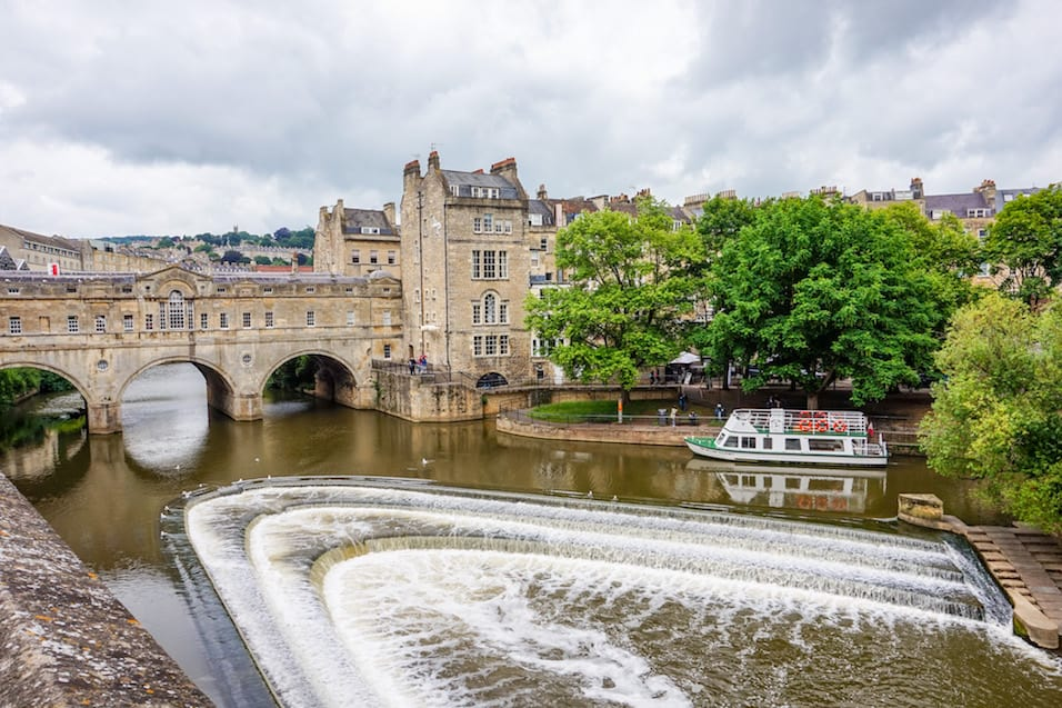 Day Trip to Bath from London, Bath River