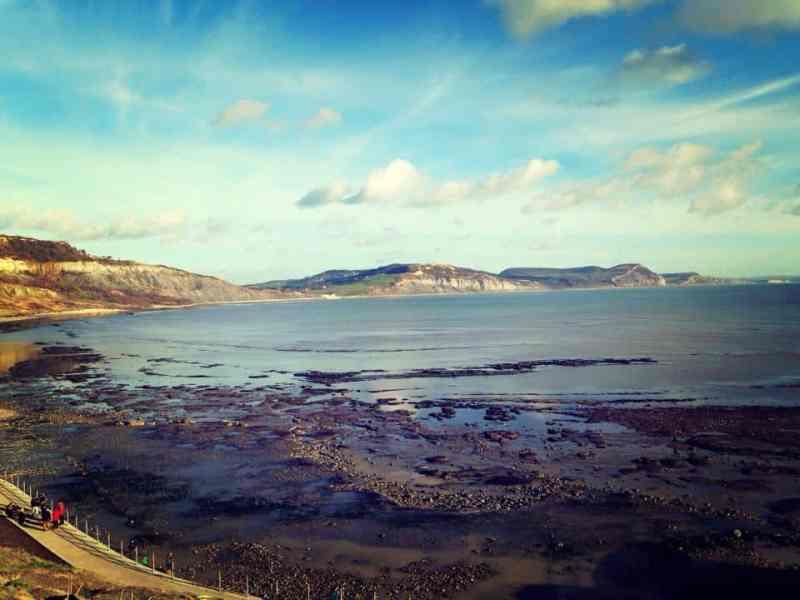 Road Trip from London, Lyme Regis