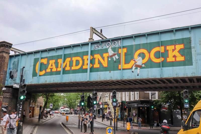 4 day london itinerary. Camden Lock