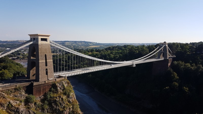 day trips from Birmingham, Bristol