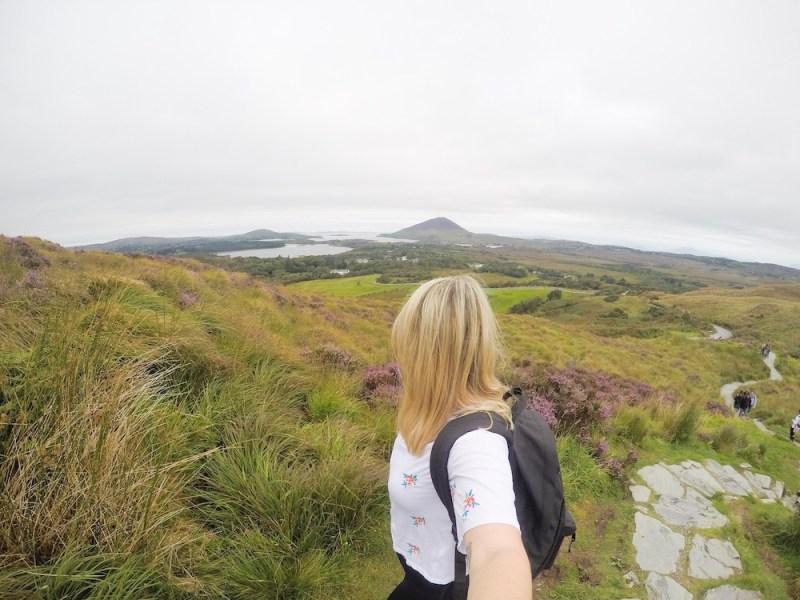 places to visit west coast of Ireland, ellie quinn connemara national park