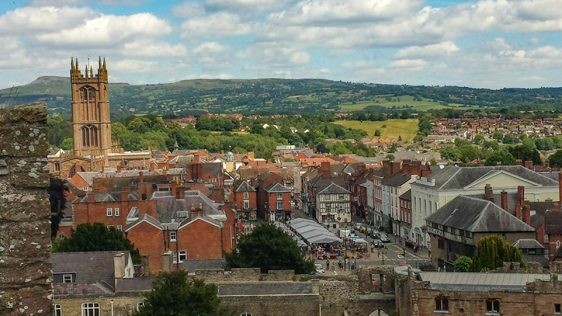 day trips from Birmingham, Ludlow