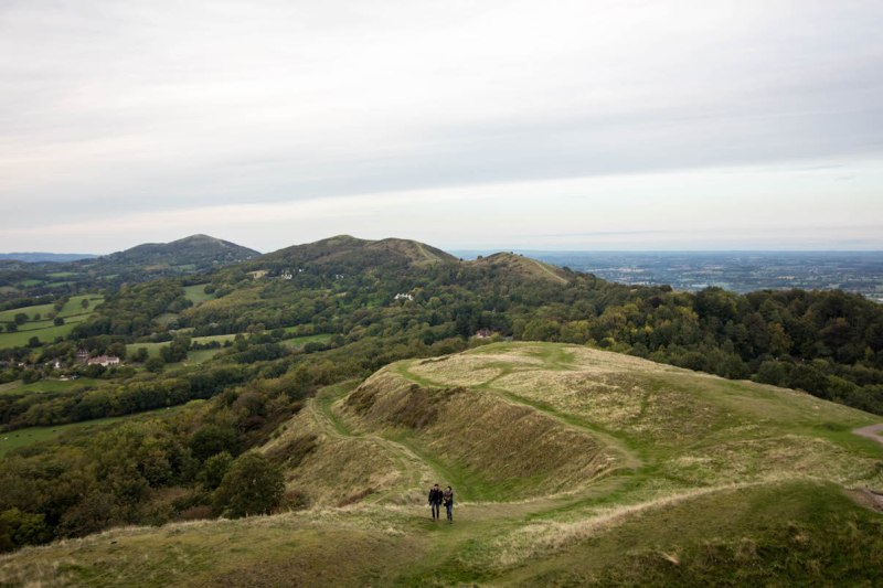 day trips from Birmingham, Malvern Hills
