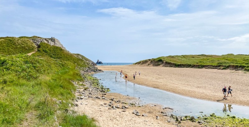 Broad Haven South Beach