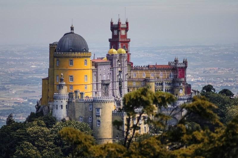 best hidden gems in Europe, Sintra Portugal