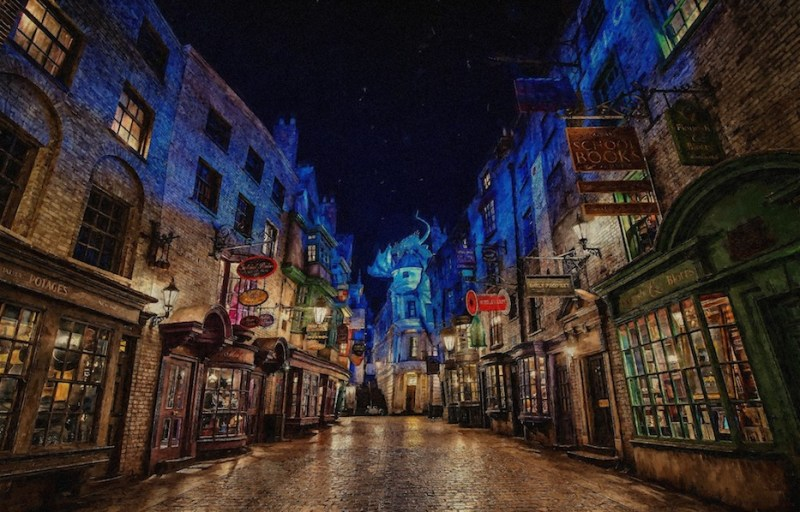 day trips from London in winter, Harry Potter Studio
