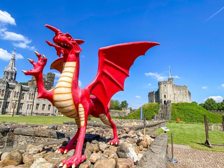 Wales Road Trip, Cardiff Castle