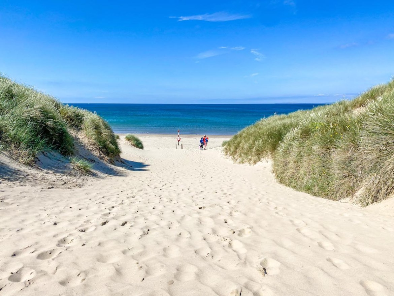 Wales Road Trip, Harlech Beach