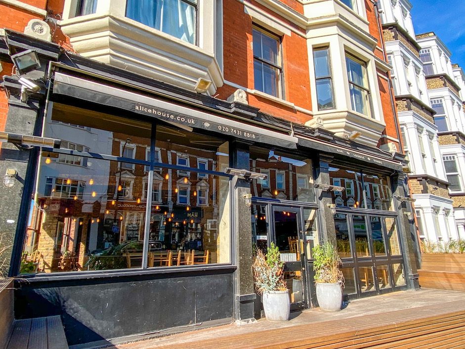 Alice House West Hampstead Brunch