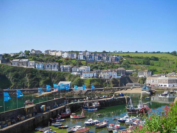 hidden gems in Cornwall, Mevagissey