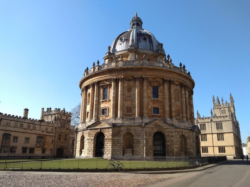 day trips from London in winter, Oxford