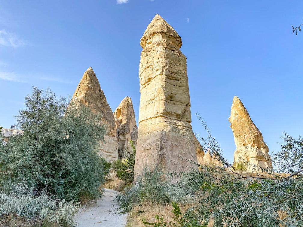 Cappadocia Itinerary, Hiking in Cappadocia