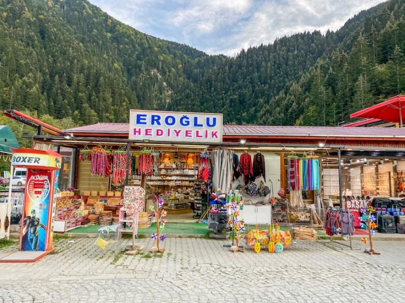 things to do in Uzungöl, Uzungöl Shopping