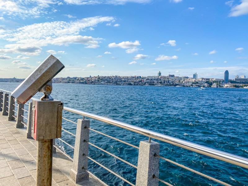 things to do in Uskudar, Uskudar Bosphorus Walk