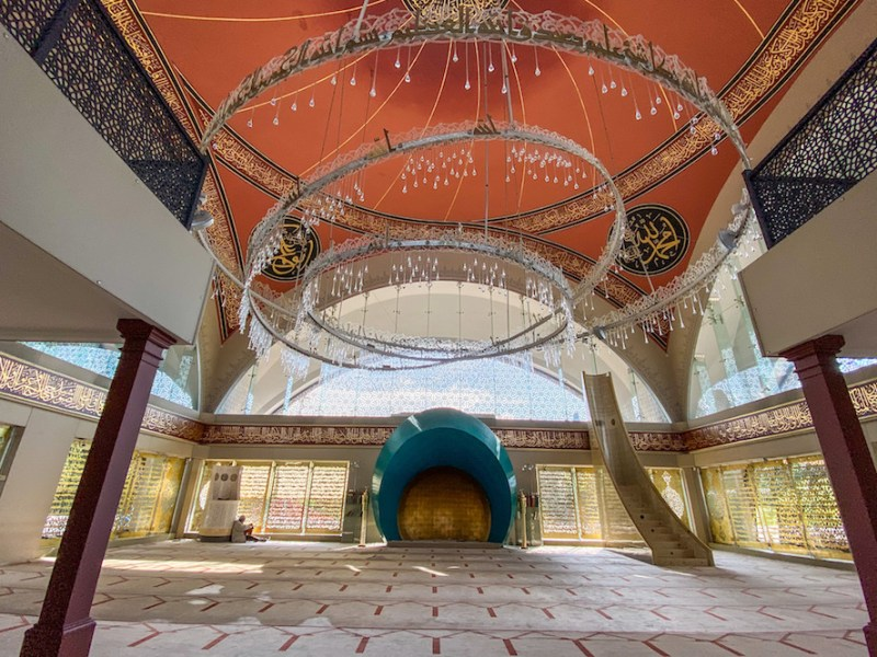 things to do in Uskudar, Sakirin Mosque Inside Istanbul