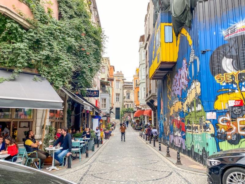 Balat Istanbul, Street Art
