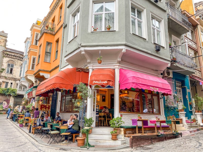Balat Istanbul, Balat Cafes
