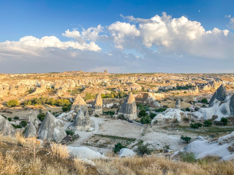 Sunset Point Goreme, valley