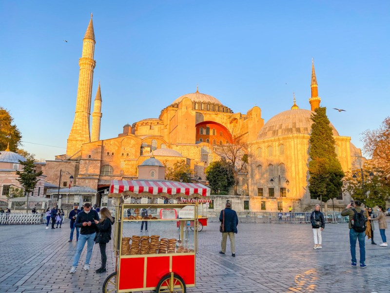 where to stay in Istanbul Taksim or Sultanahmet