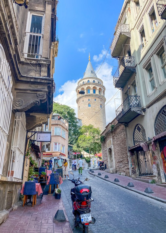 Galata, Where to stay in Istanbul, best place to stay in Istanbul