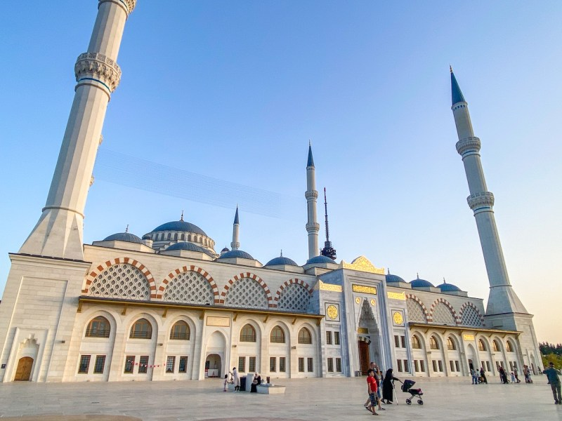 Camlica Mosque, istanbul itinerary 4 days, istanbul 4 day itinerary, 4 days in Istanbul