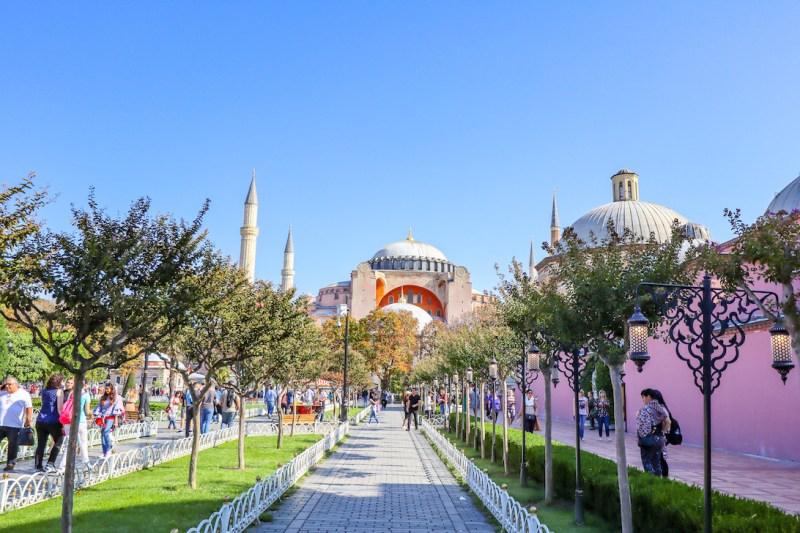 Sabiha Airport to Taksim