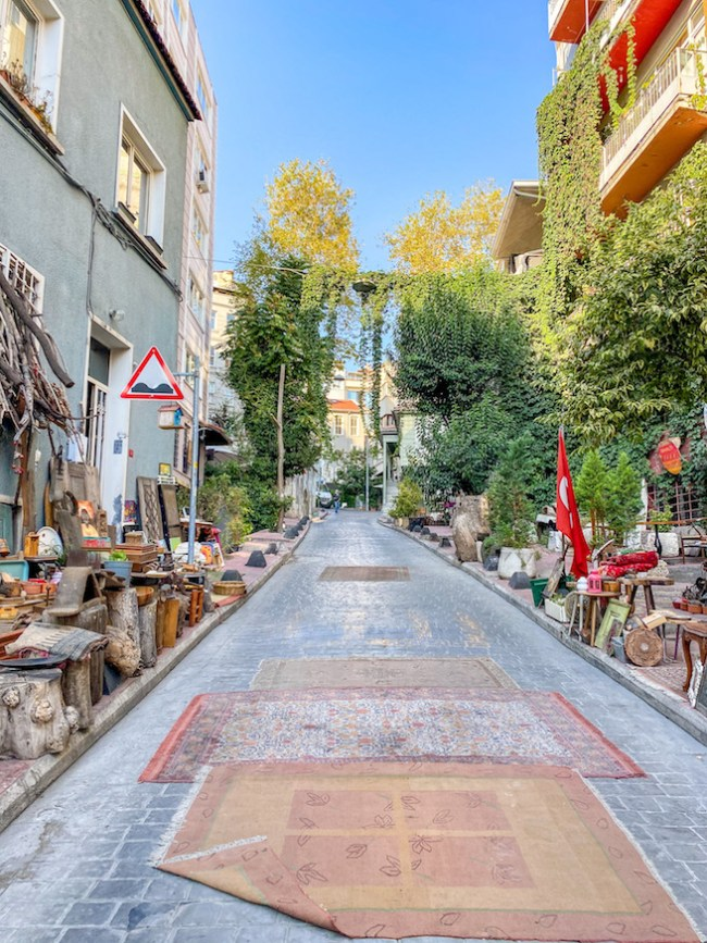 Cihangir, Istanbul Hidden Gems