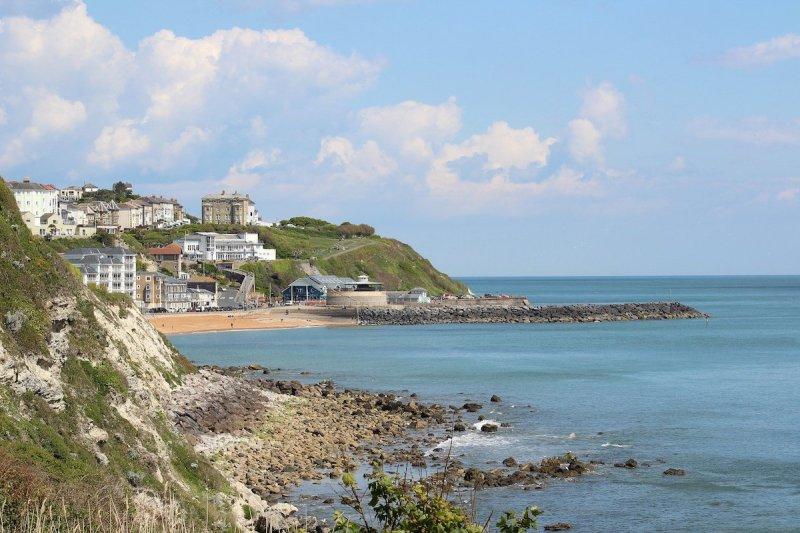 UK staycation ideas Isle of Wight
