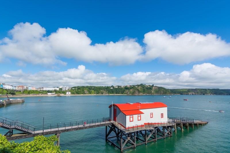 UK staycation ideas Pembrokeshire