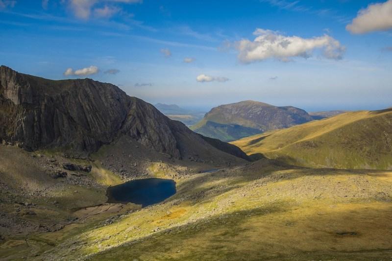 UK staycation ideas Snowdonia