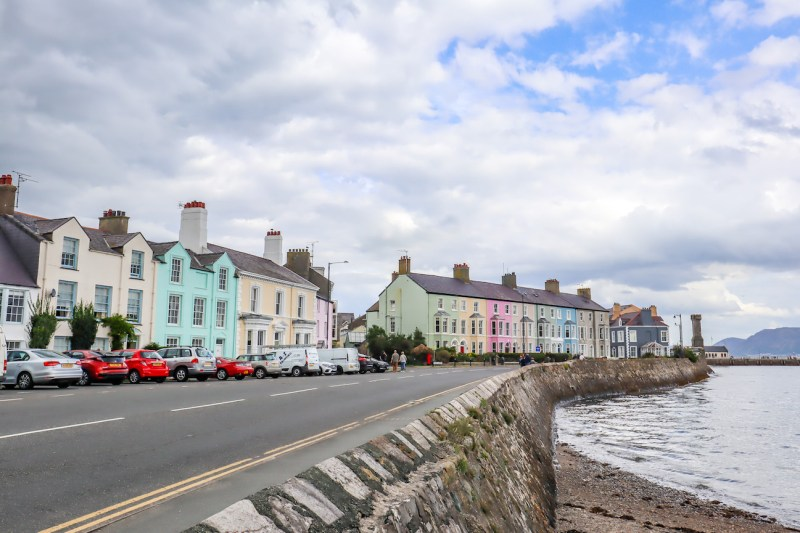 Staycations in Wales Anglesey