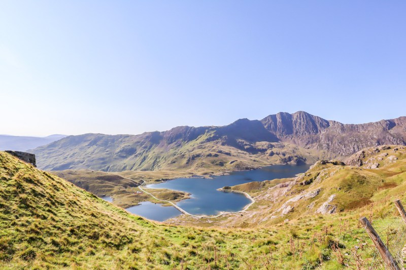 best time to visit Wales, Snowdon