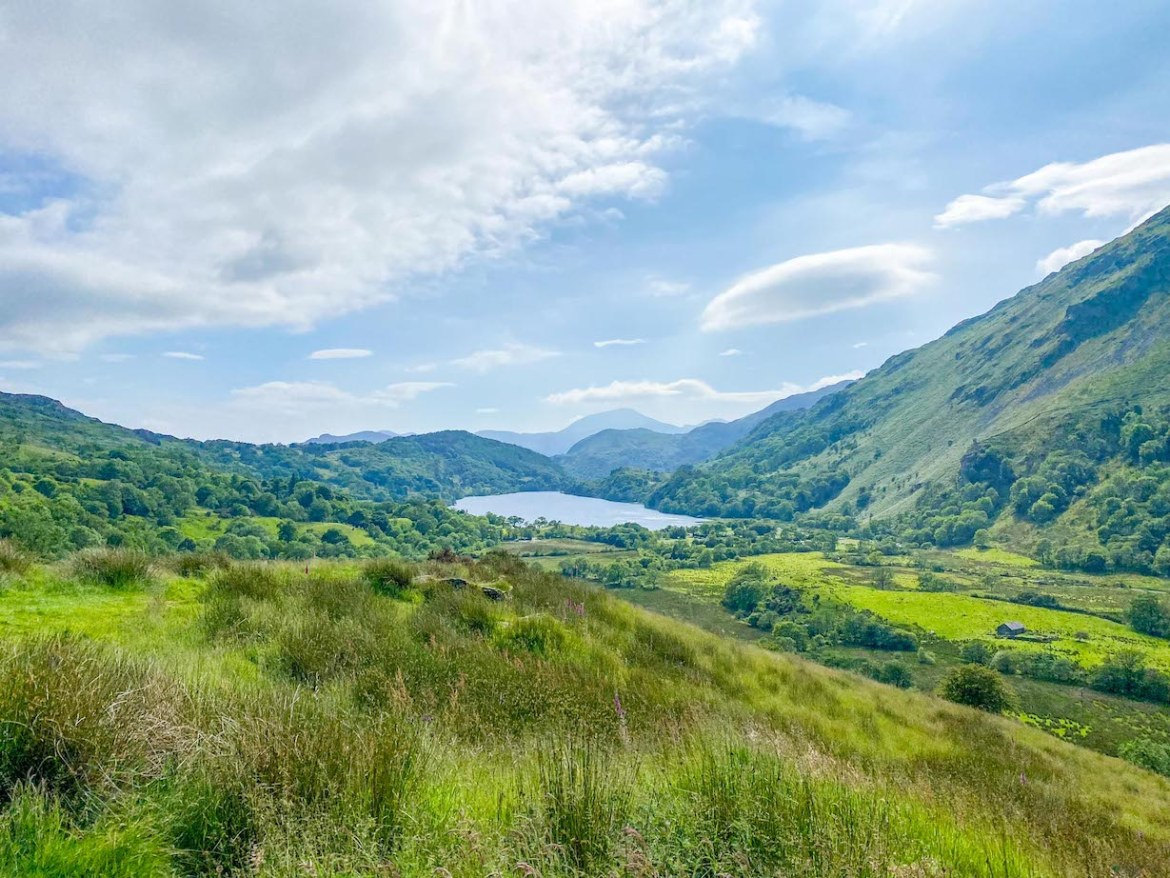 Staycation in Wales, Snowdonia National Park