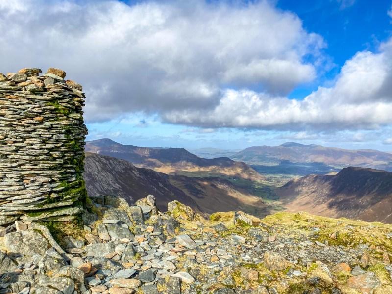 Lake District Day Trip, Dale Head View