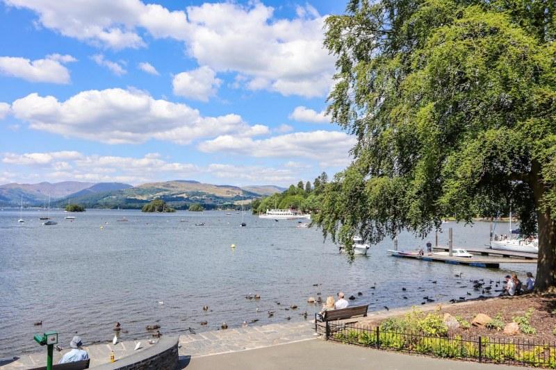 Lake District Day Trip, Lake Windermere