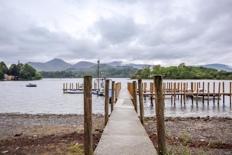 Lake District Day Trip, Derwentwater Lake