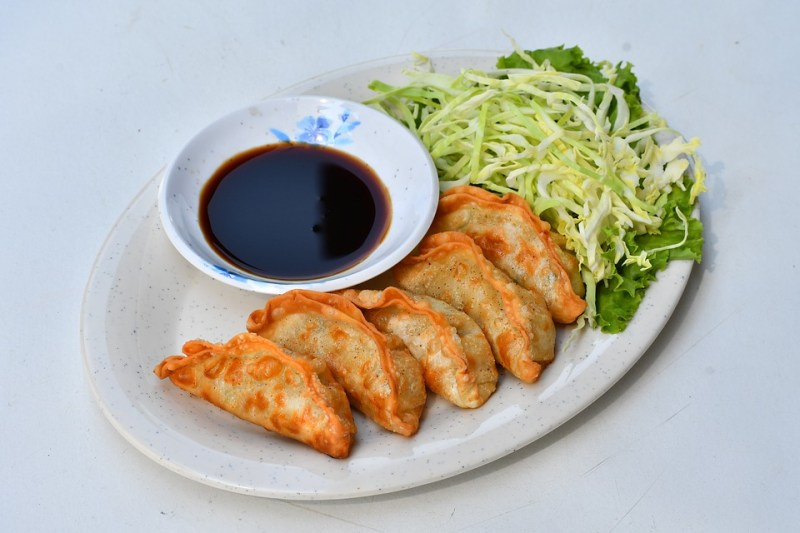 Japanese Cooking Classes Online gyoza