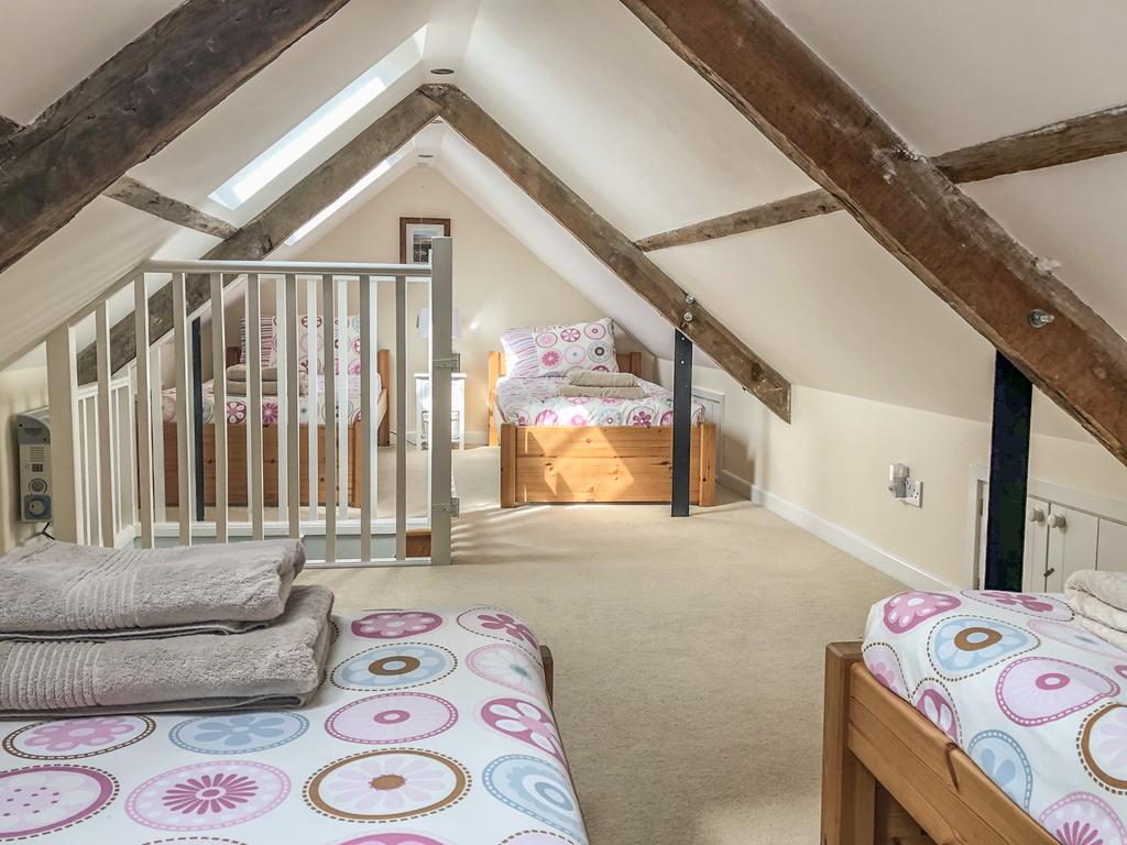 1 Quay Hill Tenby Triple Bedroom