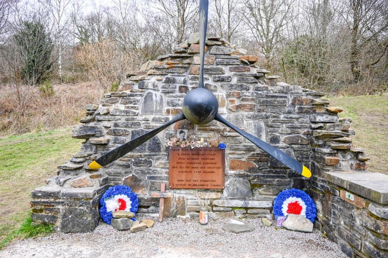Caerphilly Mountain Memorial