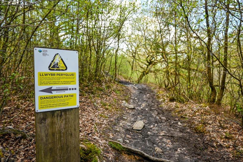 Brecon Beacons Waterfalls Walk,