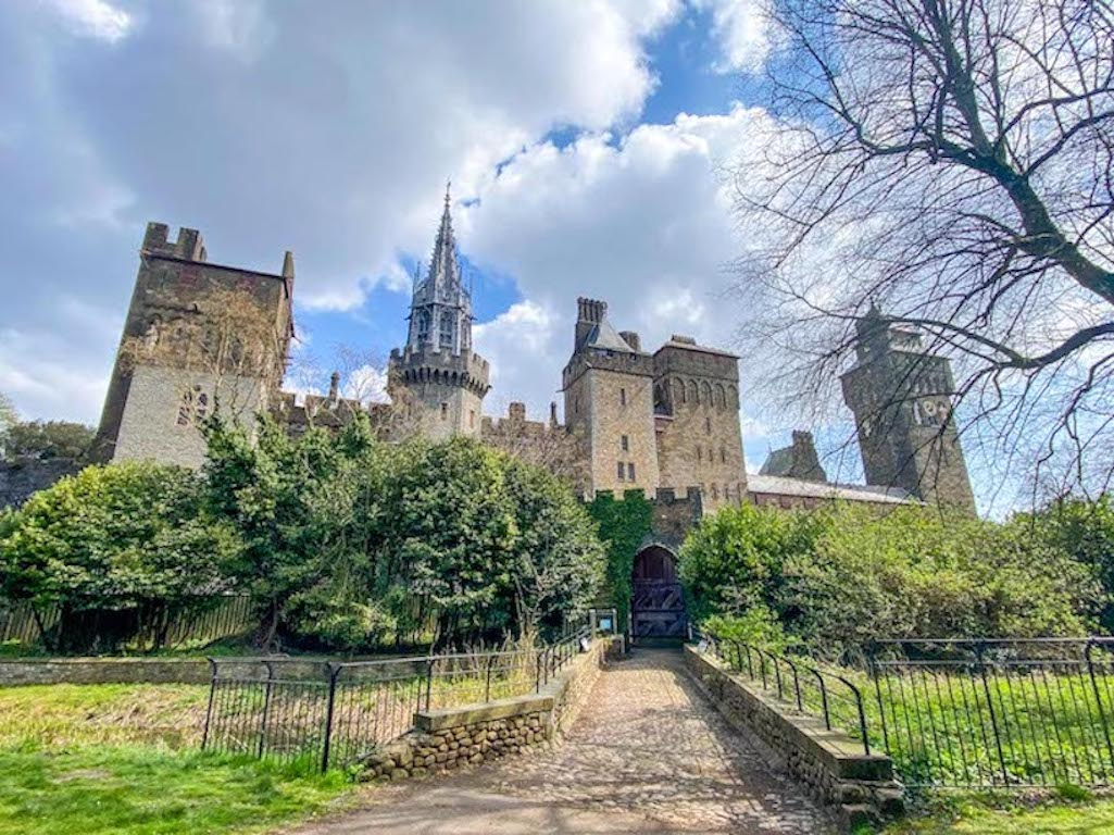 South Wales itinerary, Cardiff Castle