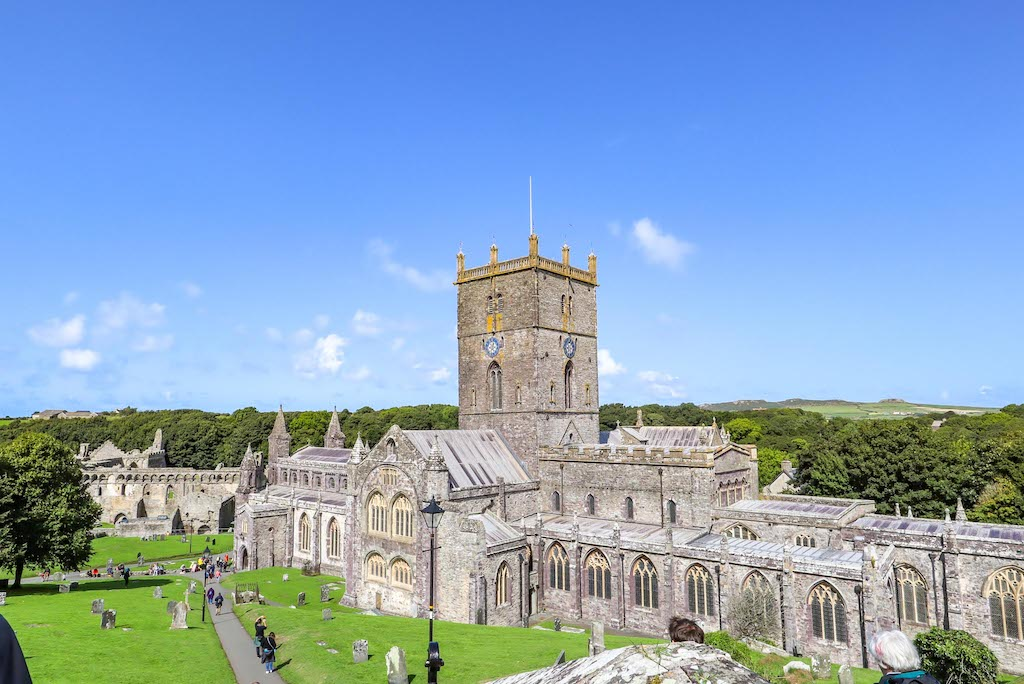 South Wales itinerary, St Davids Cathedral